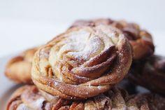 Baking the Day: Swedish Inspired Cardamom Cinnamon Buns