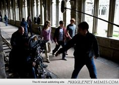 Behind The Scenes Potter Pic