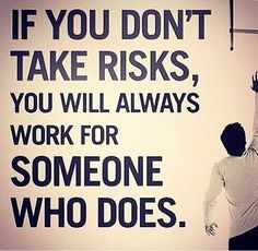 Why not take a risk with a great opportunity! www.monat.com/kathyfink