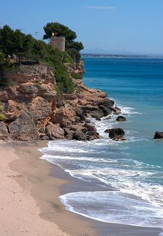 Playas deliciosas de Costa Daurada ¿a cuál te apuntas? #playas #verano #vacaciones #tarragona #costadaurada #viajes #travel