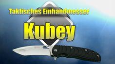 Kubey taktisches Einhandmesser in voller Länge 22 cm Klingenlänge 10,5 cm Klingenbreite 0,4 cm Klingenmaterial 5Cr13mov Griffmaterial G10 http://www.mychannel2016hd.de