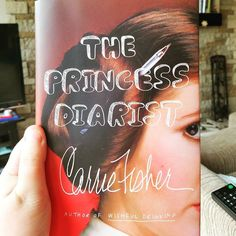 A long day of packing boxes here is my read for tonight. The Princess Diarist by Carrie Fisher. Packing our SCI-FI boxes was emotional being big Star Wars fans and having her pass during it. We hope you all love the box. Boxes are landing today through Wednesday of next week. Beware of spoilers. . Here is a little about her book: The Princess Diarist is Carrie Fishers intimate hilarious and revealing recollection of what happened behind the scenes on one of the most famous film sets of all…