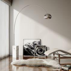 Prezzo Arco Castiglioni.29 Best Flos Arco Images In 2019 Arco Floor Lamp Design
