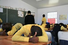 heads up seven up!  loved when we could play this in school.