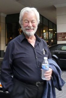 Gordon Pinsent...actor (Canadian treasure born and bred in Newfoundland and Labrador)