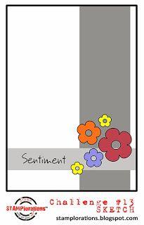 STAMPlorations™ Blog: Bi-Weekly Sketch Challenge #13