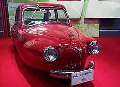 1951 Daihatsu Bee (Japan) It keeps getting worse