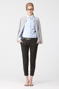 2013 Spring Lookbook vol.2 Minimal | Deuxieme Classe