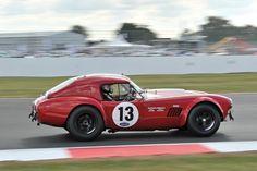 AC Cobra Silverstone Classic 2013