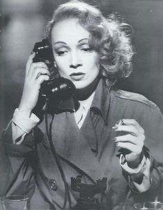 Marlene  in 'A Foreign Affair' Dir: Billy Wilder (1948) Paramount