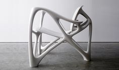 Bone Furniture : Joris Laarman
