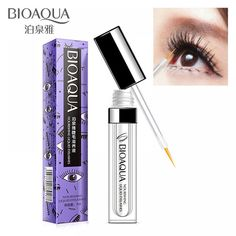 7070f821692 BIOAQUA New Norishing Growth Liquid Eyelashes Rapid Growth Essence  Lengthening Curl lengthen thicken Treatment Eye Lash Serum
