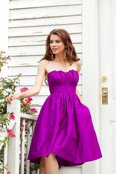 love it!  Watters Maids Dress 6464
