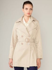 pleated skirt trench from via spiga