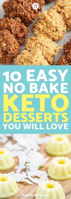 When youre looking for keto desserts you have a ton of different options. Here are some of my favorite ketogenic diet desserts.