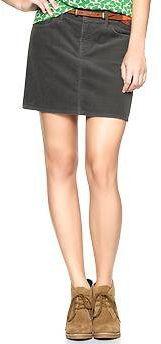 #Gap                      #Skirt                    #1969 #cord #mini #skirt  1969 cord mini skirt | Gap                                                    http://www.seapai.com/product.aspx?PID=1065042