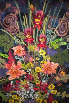 blooming quilt   Flickr - Photo Sharing!
