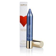 Crayon ombre à paupières : Color-up long lasting eyeshadow - KIKO Milano