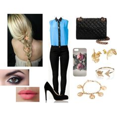 """#55"" by leticia-otto on Polyvore"