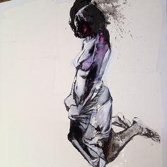 Ink. #jasonshawnalexander #ink #needmoreink #art