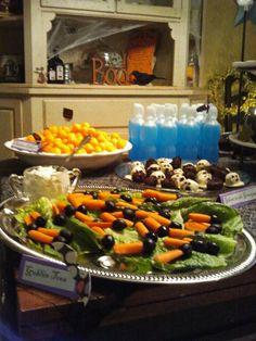 Spooky Halloween Food!