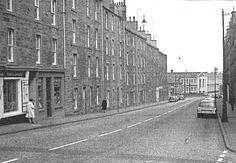 Blackness Road , Dundee.