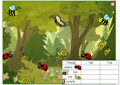 A great data handling activity for Year 1. Children are to find and count the minibeasts and create a tally. Children then use this tally to create a pictogram. Children could either draw the correct number of minibeasts or a sheet is provided with cut-out minibeast images for them to glue. A fun and engaging way to teach data handling skills. Each pictogram also comes with corresponding questions to reinforce key vocabulary such as 'popular', 'most', 'least' and 'altogether'.