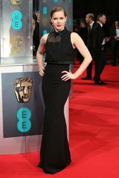 Cele|bitchy | Amy Adams in Victoria Beckham at the BAFTAs