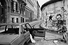 Berlin | Geteilte Stadt. Berliner Mauer, der 1980er Jahre