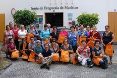 https://flic.kr/p/hemiZ5 | Palestra com a Universidade Sénior - Junta de Freguesia Machico Julho 2013 |