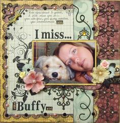 I Miss... [scrap-utopia] - Scrapbook.com