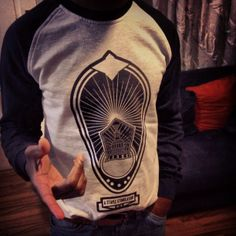Blk & Milange sweater