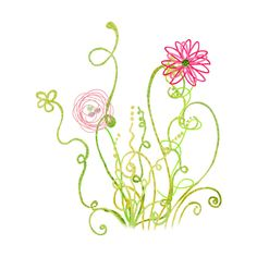 Acrylic swirl (44).png ❤ liked on Polyvore featuring flowers