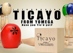 Ticayo in the USA available from our partner Yomega!
