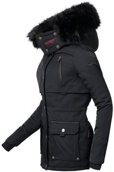 Beautiful Casual Dresses, Hooded Winter Coat, Winter Wonderland, Coats For Women, Canada Goose Jackets, Skiing, Hoods, Winter Outfits, Cute Outfits