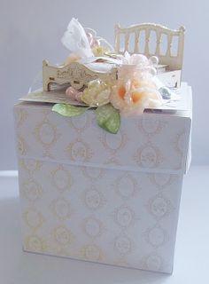 z rąk wyjęte...: ślubny box:)