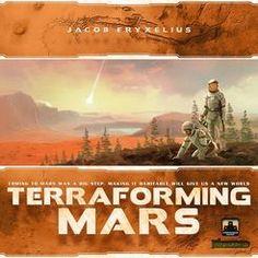 Terraforming Mars on BoardGameGeek