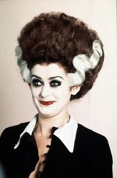 Patricia Quinn as Magenta (Rocky Horror Picture Show) Rocky Horror Show, The Rocky Horror Picture Show, Magenta Rocky Horror, The Lords Of Salem, Rocky Horror Costumes, Meg Foster, Sheri Moon Zombie, Bride Of Frankenstein, Beautiful Actresses