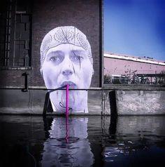 Diese 20 genialen Street-Art Kunstwerke sind einfach unglaublich kreativ. - Magazin des Tages 09.11.2015 | Funzentrale