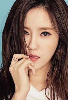 T-ara HyoMin's Pictures and BTS clip from 'K Lifestyle' Pictorial ~ T-ara World ~ 티아라