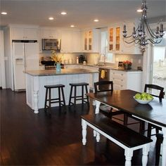 With a Little Help From Their Friends: After | Best Kitchen Before and Afters 2012 | Photos | Kitchen | This Old House