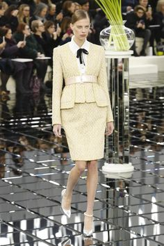 Chanel Couture Spring Summer 2017 Paris