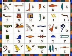 leggere e scrivere nell'antico egitto