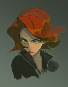 I love me some Black Widow.