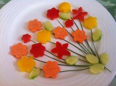 Party Food - Garden Theme - Eats Amazing