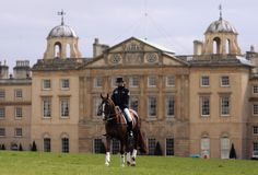 Zara Phillips at Badminton Horse Trials. Come on, who wouldn't want to be there?