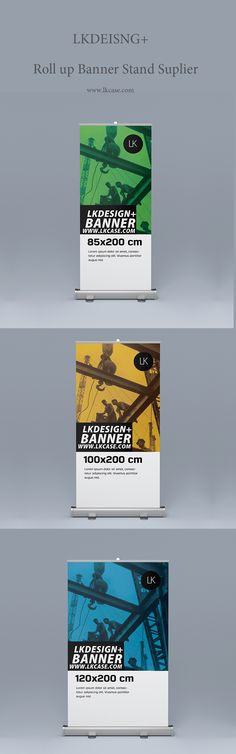 Aluminum roll up stand banner for advertising manufacturers china                                                                                                                                                     More