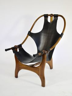 California Studio Chair | From a unique collection of antique and modern lounge chairs at https://www.1stdibs.com/furniture/seating/lounge-chairs/