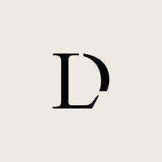 logo / monogram / L D