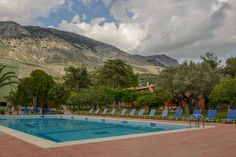 Idi Hotel Zarós Situated at the foothills of Mount Psiloritis, just a few metres from Zaros village, Idi Hotel is a family-run hotel offering traditional accommodation. Surrounded by a garden, it includes a pool, a restaurant and a cocktail bar.